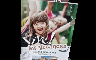 Brochure imprimée – Partenaire de votre développement.