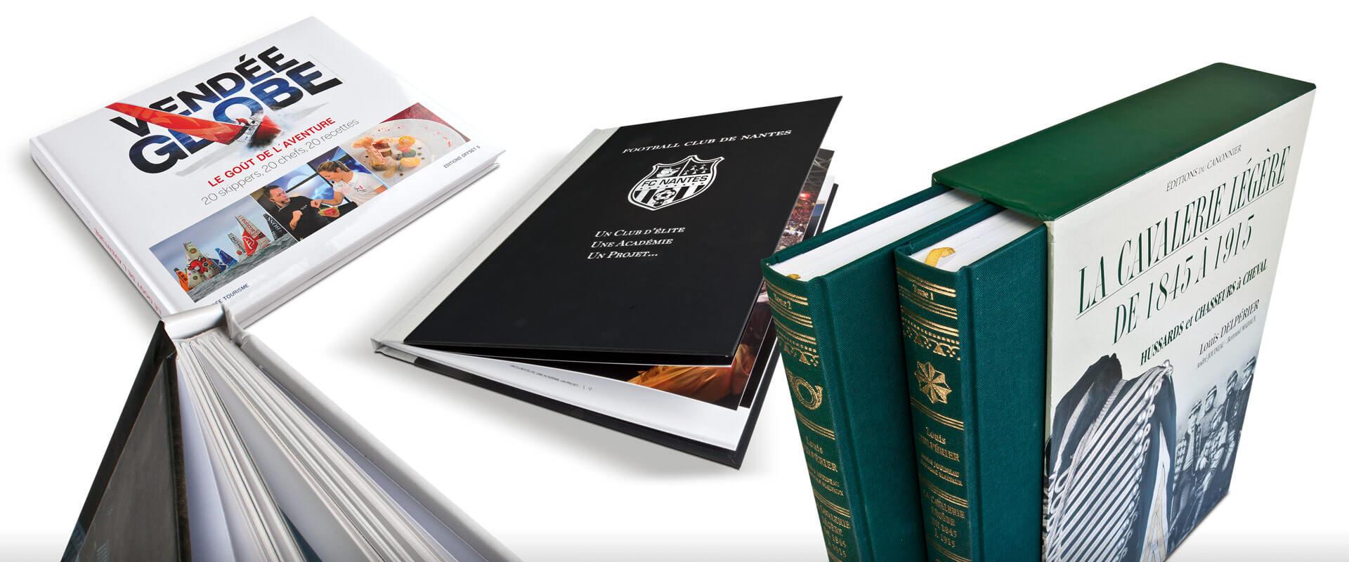 Imprimer un livre à compte d'auteur