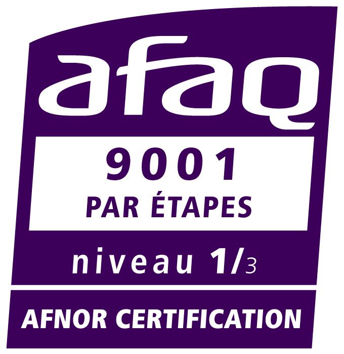 Imprimerie ISO 9001, Imprimeur ISO 9001, Certification ISO 9001