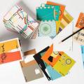 Carte postale imprimée