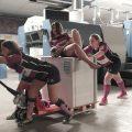 Rugby féminin Vendée à la KBA