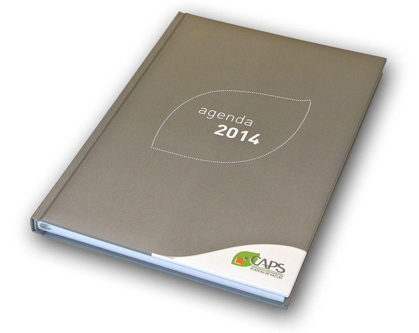 Agenda Pratique 16,5×24 Offset 5