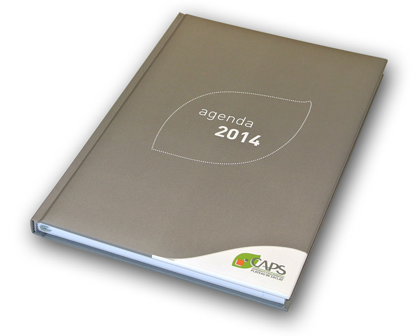 Agenda Pratique 16,5×24 Offset 5