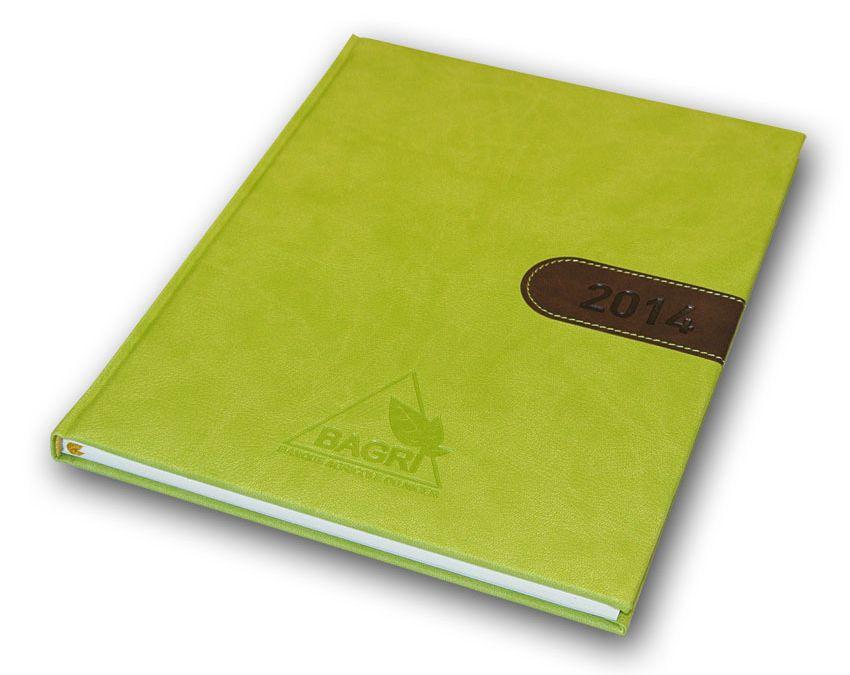 Agenda de bureau 21×27 Offset 5