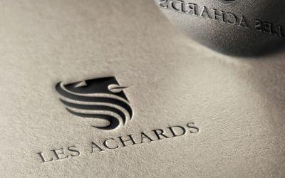 Nouveau logo LES ACHARDS
