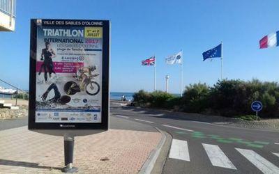 Offset 5 partenaire des courageux ! – Triathlon International les Sables d'Olonne