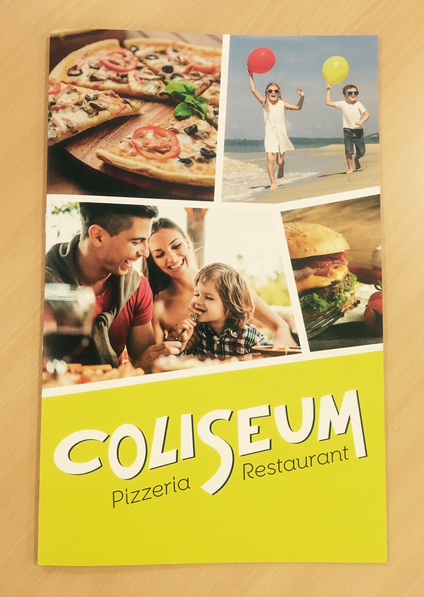 Restaurant le Coliseum