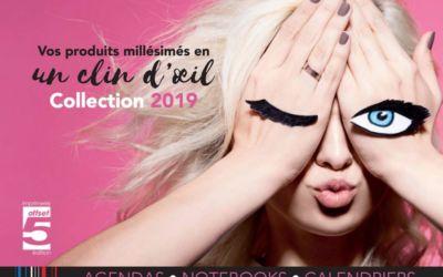 Nouveau Catalogue Collection 2019 !