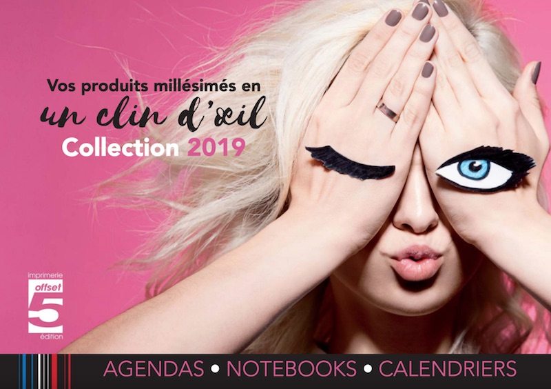 Nouveau Catalogue Collection 2019 !