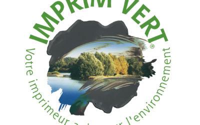 L'Imprimerie Offset 5 Édition renouvelle son label Imprim'Vert