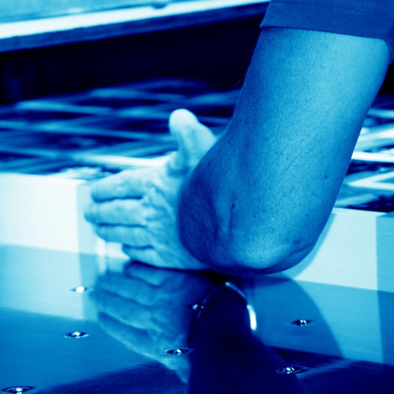 Imprimerie Offset 5 Édition Blue 07 Imprimeur Passionnément