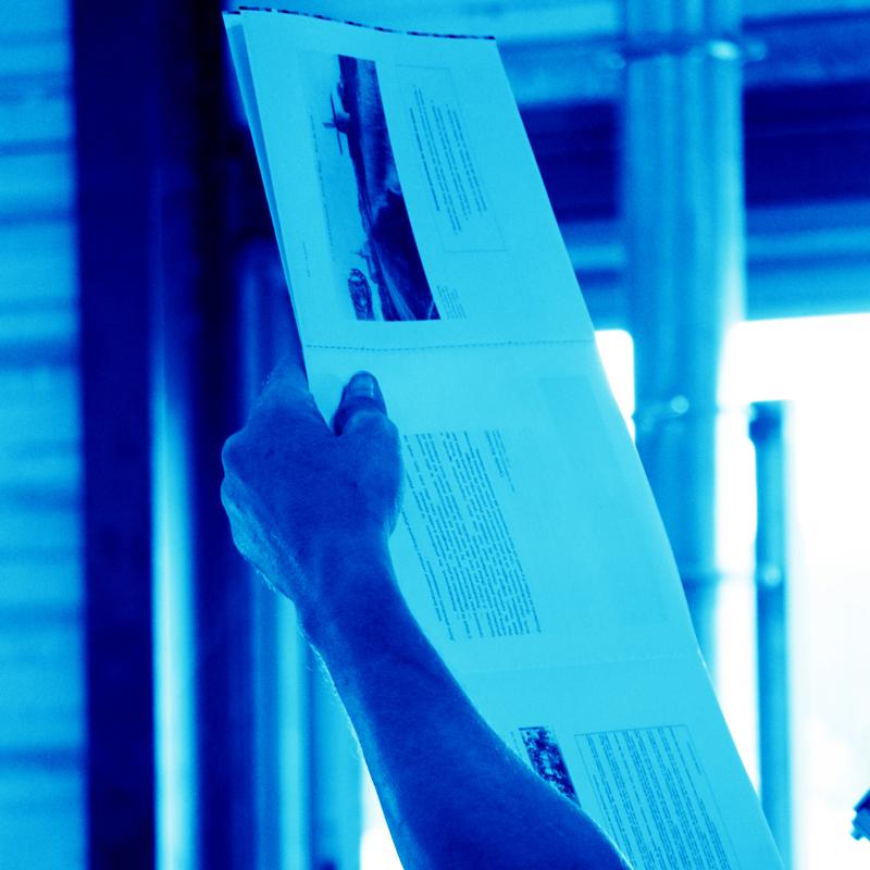 Imprimerie Offset 5 Édition Blue 12 Imprimeur Passionnément