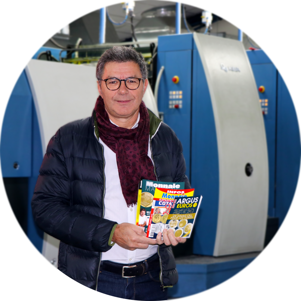 imprimer un magazine mensuel