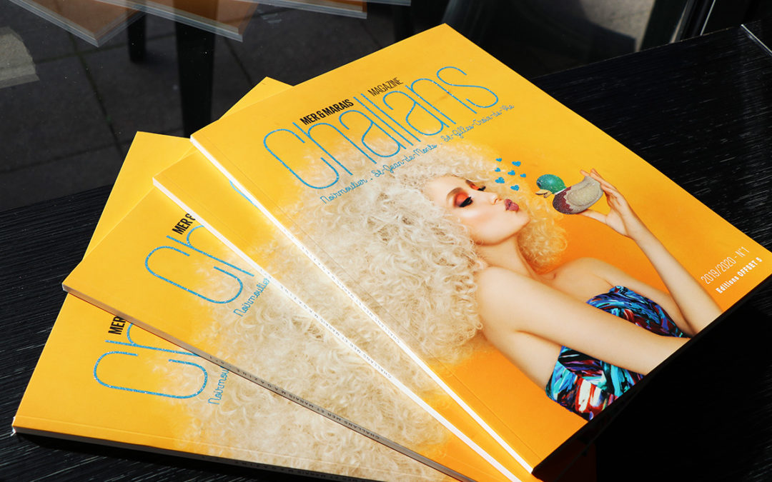 Naissance du Challans Magazine, Mer & Marais