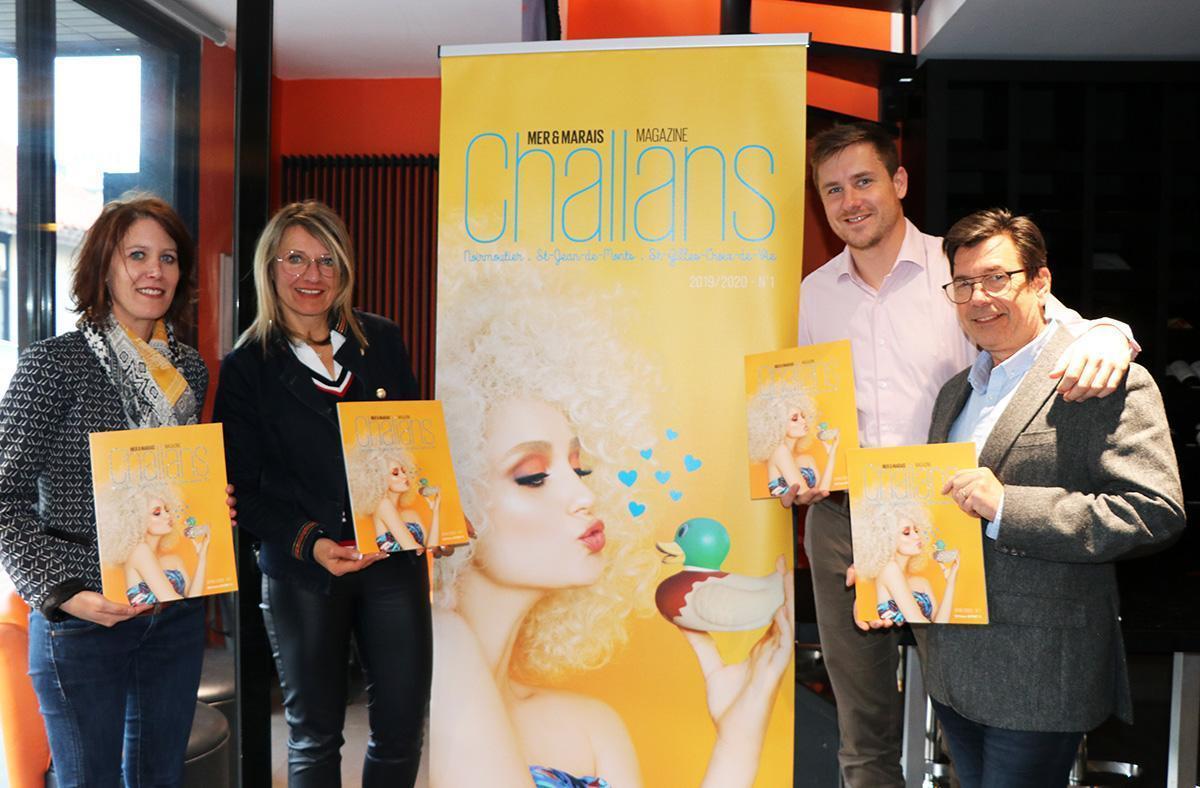 Challans Mer & Marais Magazine