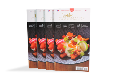 """Vendée Gourmande"" Le guide gastronomique Vendéen"