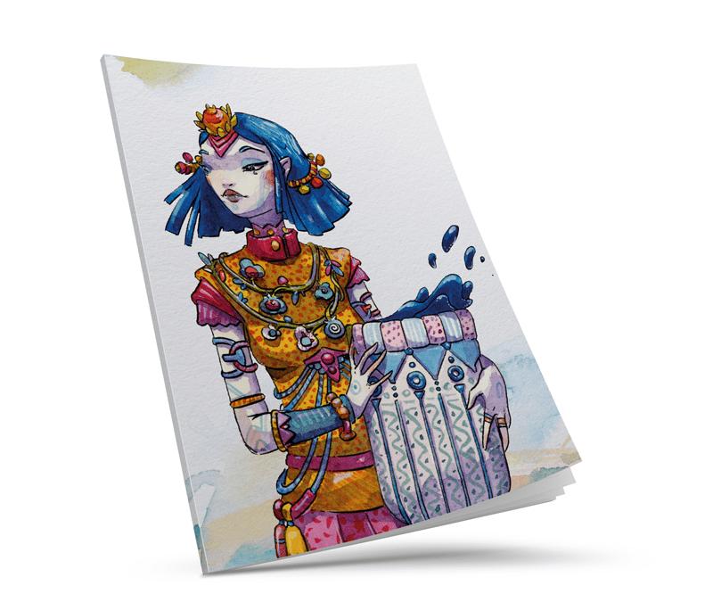 Votre cahier personnalisé en quelques clics grâce à www.offset5.shop