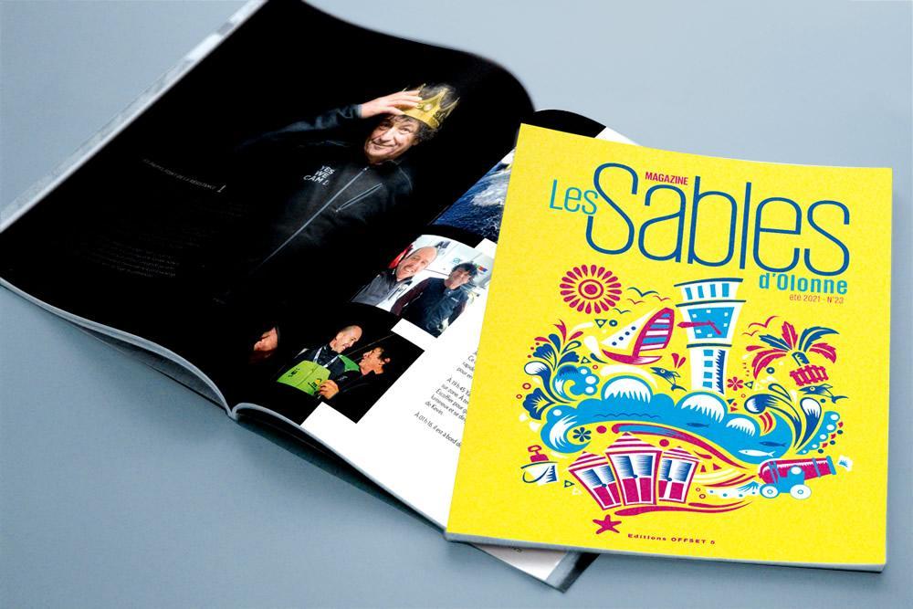 Le Magazine des Sables
