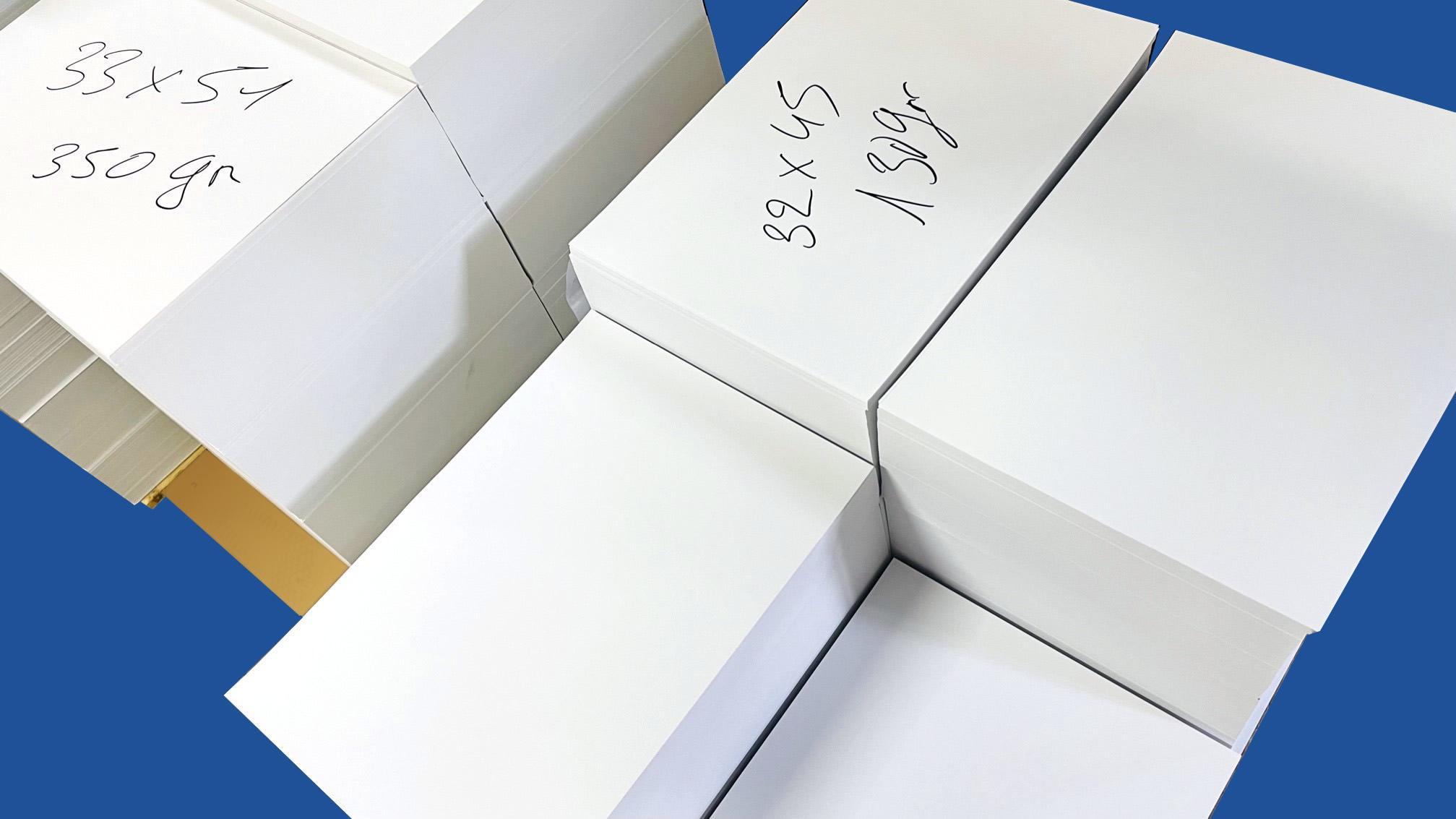 Choisir le bon format papier