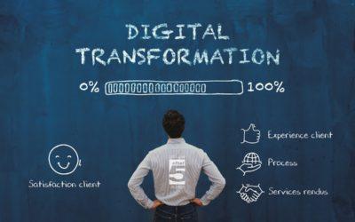 Offset 5 accélère sa transition digitale.  Aperçu des initiatives en cours et à venir.